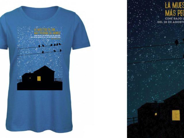b8e34ebb2ce78 Camisetas para Ascaso y su muestra de cine más pequeña del mundo…