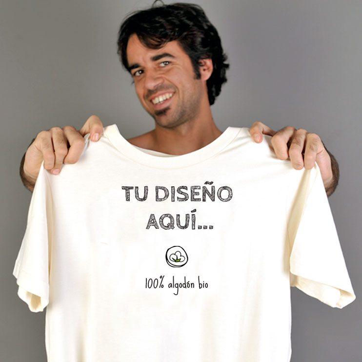 a4ce534df Camisetas ecológicas by bichobichejo – Personalizamos tus ideas sobre algodón  orgánico certificado