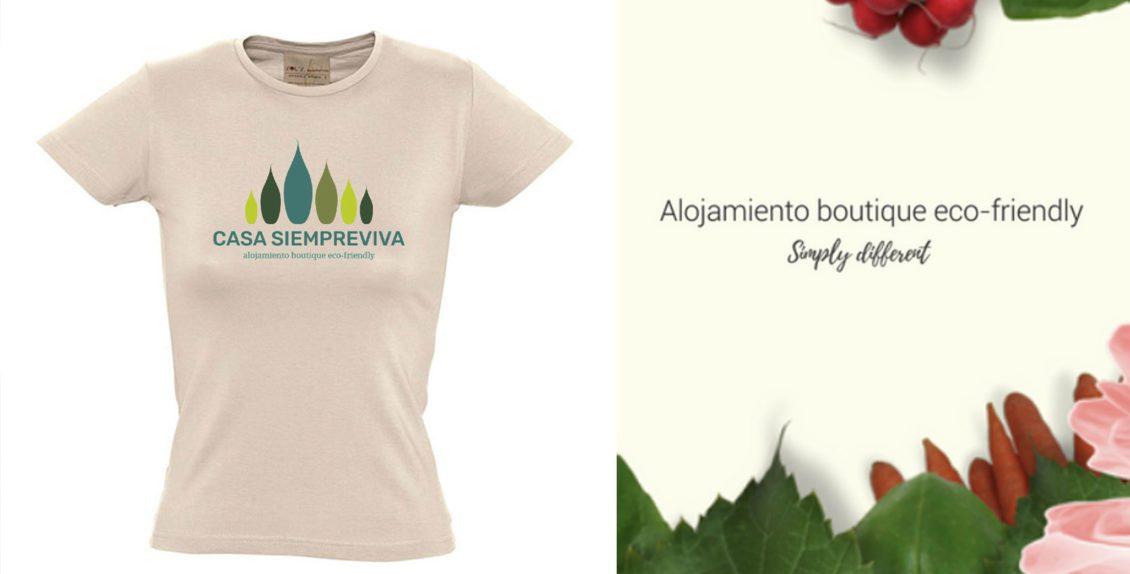4f574a615 Camisetas para Casa SiempreViva. Camisetas Ecologicas Colaboraciones algodón  ecológico, algodón orgánico ...