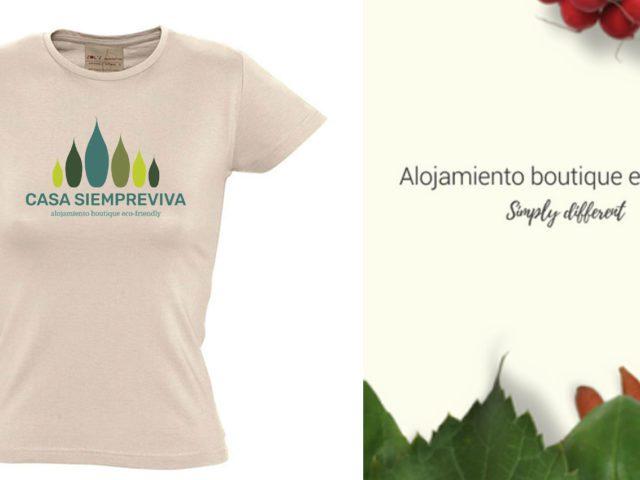 5a6a6e50144b3 Camisetas para Casa SiempreViva