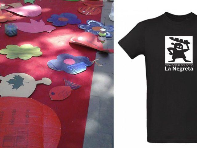 b279a6477edce Camisetas La Negreta 100% Algodón Orgánico